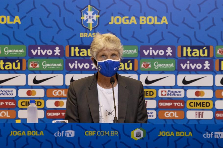 Pia Sundhage convoca Seleção Brasileira para disputa do Torneio She Believes - Olimpia Sports