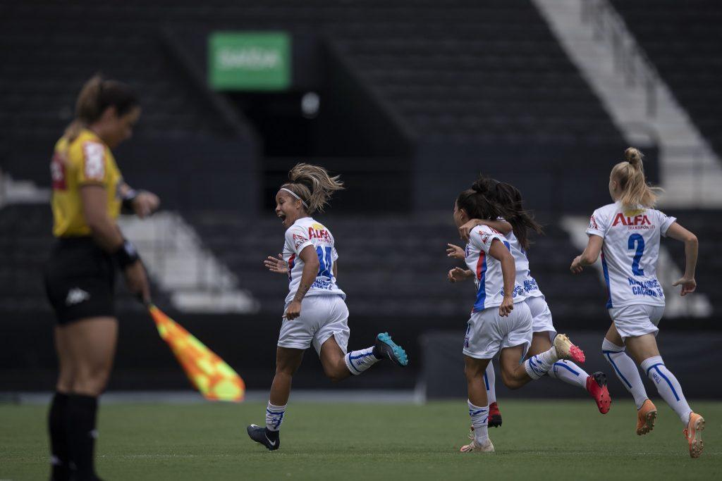 Napoli-SC volta a vencer Botafogo e é campeão do Brasileirão A2 - Olimpia Sports