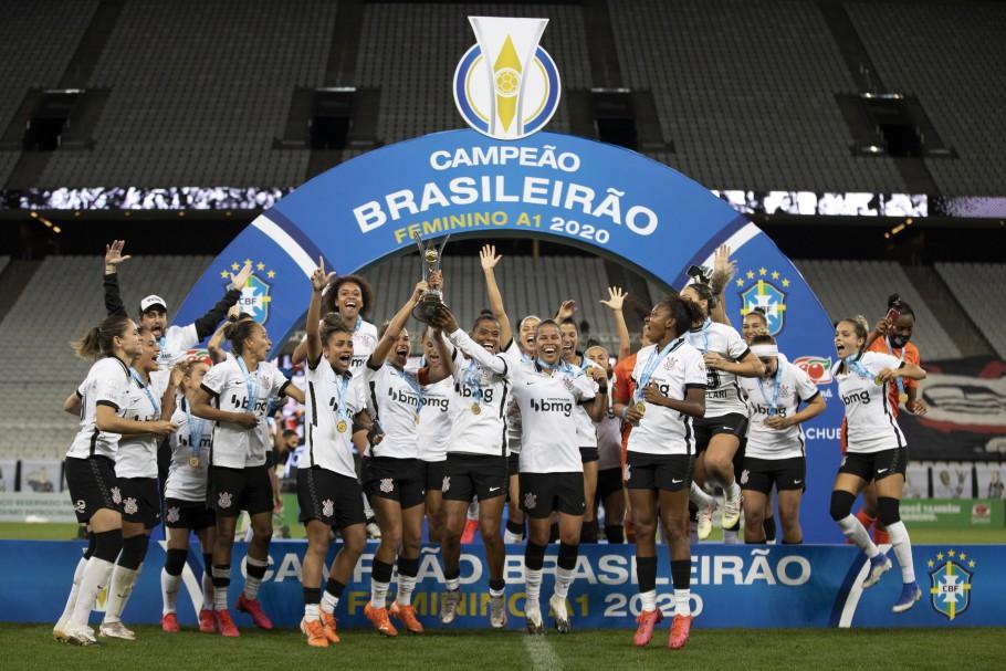 Campeãs Brasileirão A1 - Corinthians