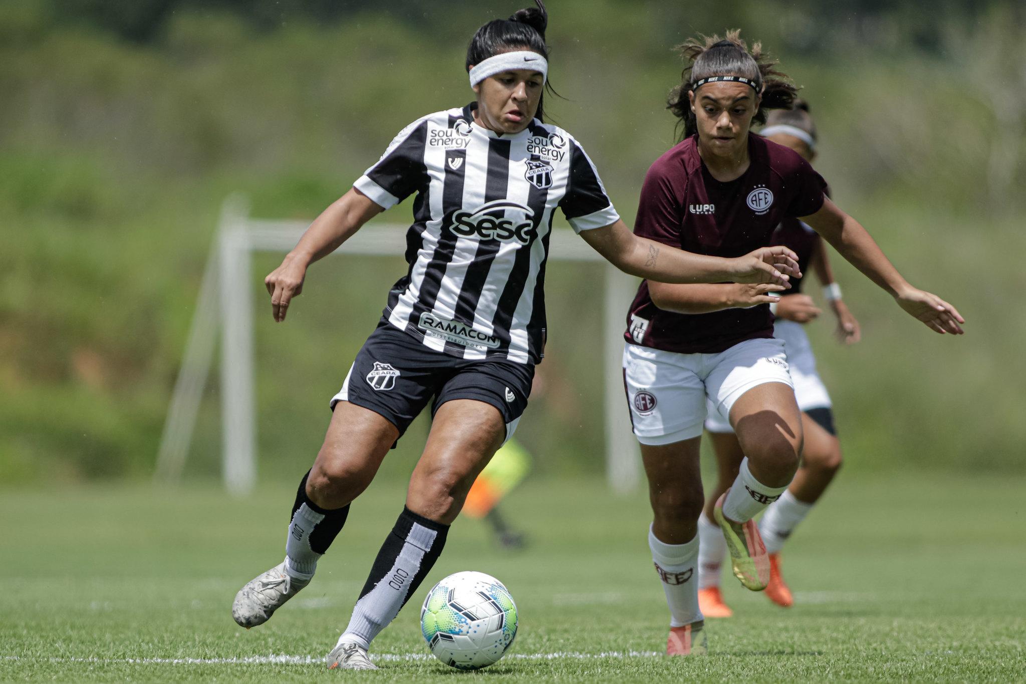 Ferroviária vence o Ceará por 5 a 0 e encaminha classificação para a próxima fase do Brasileirão Feminino Sub-18 - Olimpia Sports