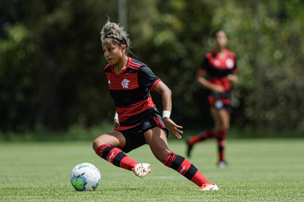 Flamengo confirma favoritismo e vence o Fortaleza por 3 a 1 no Brasileirão Sub-18 - Olimpia Sports