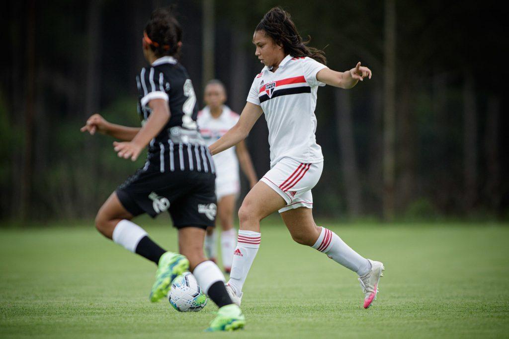 São Paulo atropela Corinthians por 9 a 0 em primeiro clássico do Brasileirão Sub-18 - Olimpia Sports