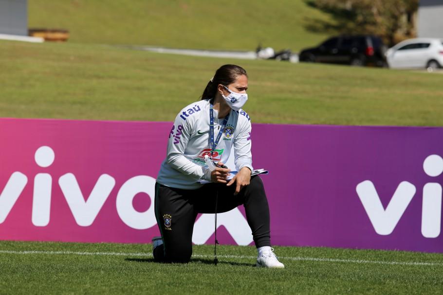 Seleções Femininas Sub-17 e Sub-20 iniciam períodos de preparação - Olimpia Sports