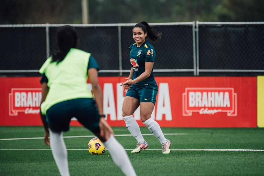 Brasil e Argentina se enfrentam nesta quinta-feira na estreia do Torneio She Believes - Olimpia Sports