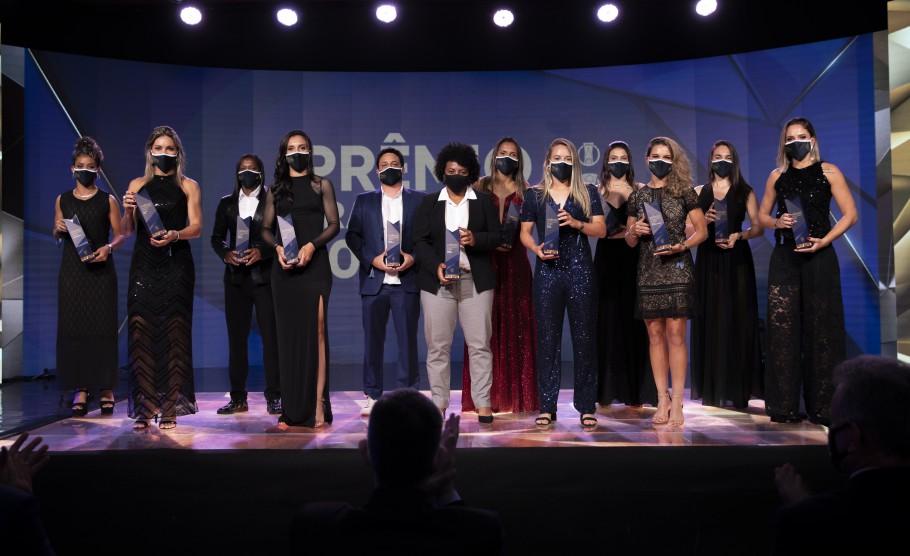 Conheça as vencedoras do Prêmio Brasileirão 2020 - Olimpia Sports