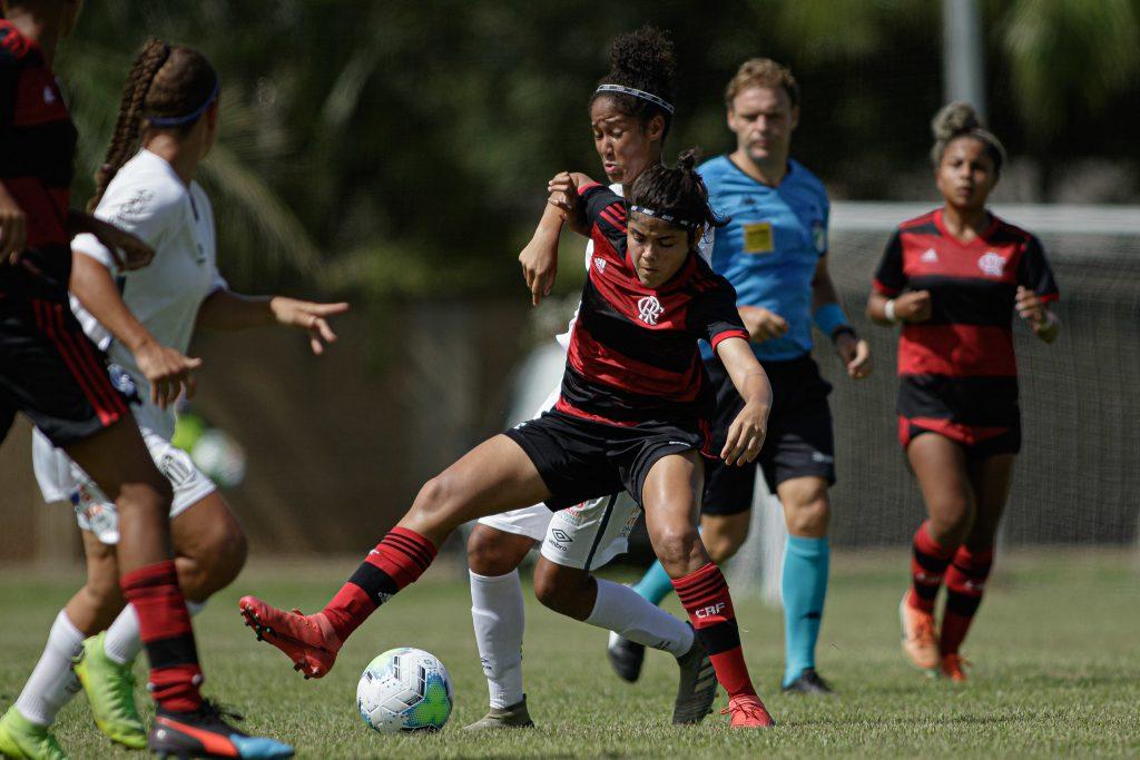 Inter e Palmeiras empatam sem gols e Santos vence o Flamengo no Brasileirão Sub-18 - Olimpia Sports