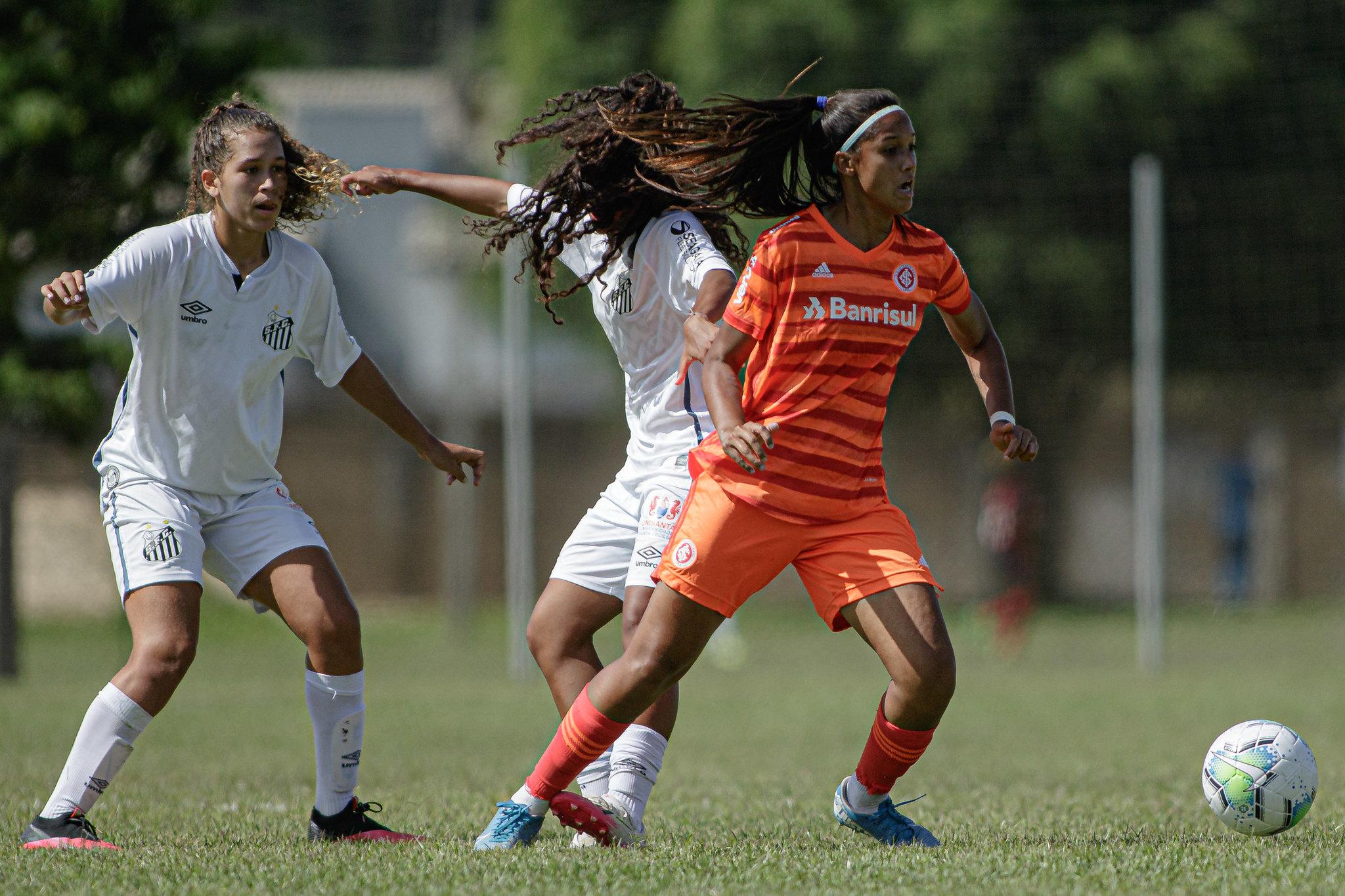 Internacional e Santos se classificam para as semifinais do Brasileirão Sub-18 - Olimpia Sports