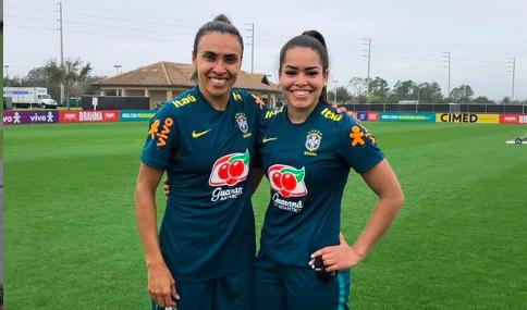 Ivana Fuso e a emoção de estrear pela Seleção Brasileira Feminina - Olimpia Sports