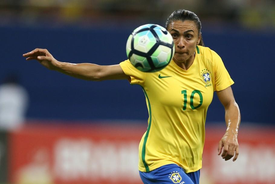 Marta é eleita a melhor jogadora da década 2011-2020 pela IFFHS - Olimpia Sports