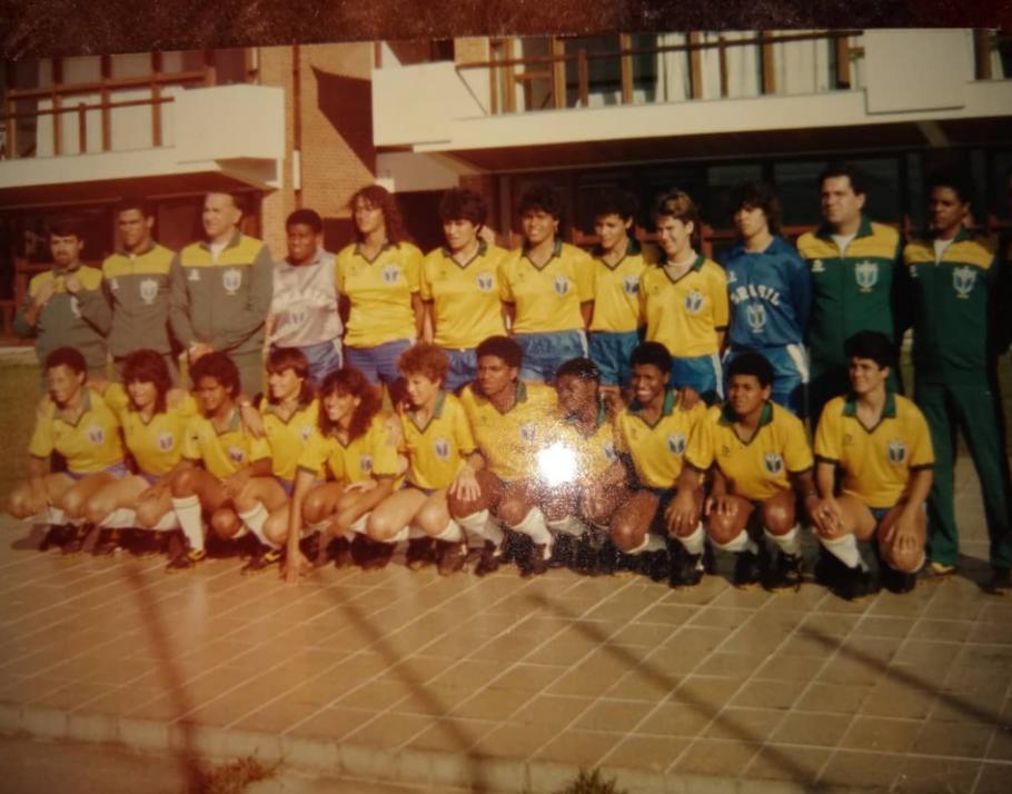 Elane, a zagueira que fez o primeiro gol da Seleção Brasileira em Mundiais - Olimpia Sports