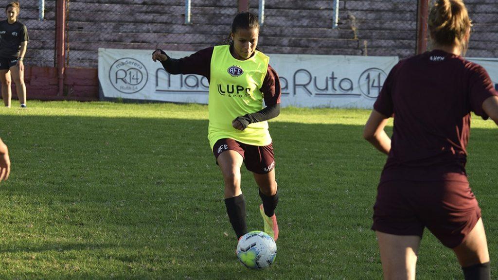 Nicoly exalta evolução da Ferroviária na Libertadores e a garra das companheiras - Olimpia Sports
