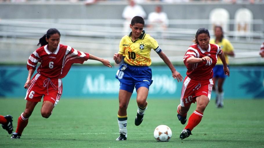 Sissi, a maestra pioneira da Seleção Feminina - Olimpia Sports