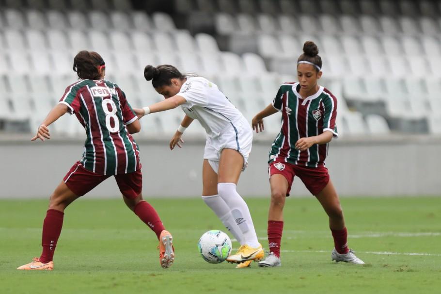 Fluminense vence o Santos fora de casa e está na final do Brasileirão Sub-18 - Olimpia Sports