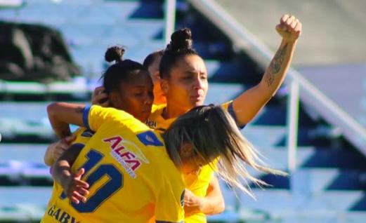 Avaí-Kindermann goleia o Deportivo Tropico por 8 a 0 na estreia da Libertadores Feminina - Olimpia Sports
