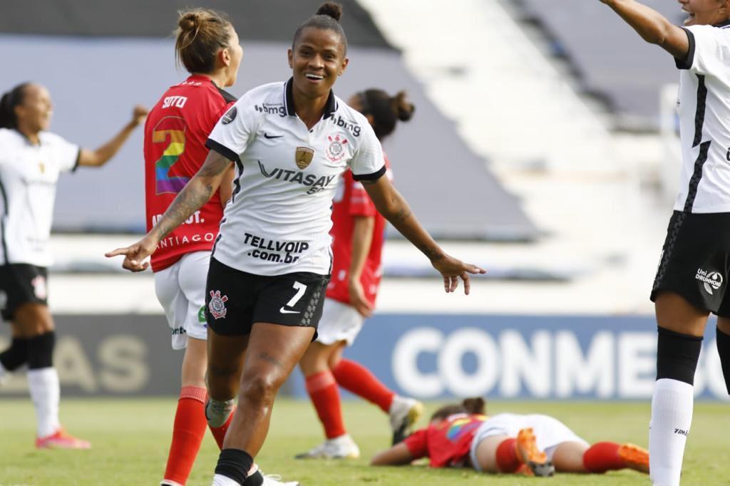 Corinthians e América de Cali se enfrentam na semifinal da Libertadores Feminina - Olimpia Sports