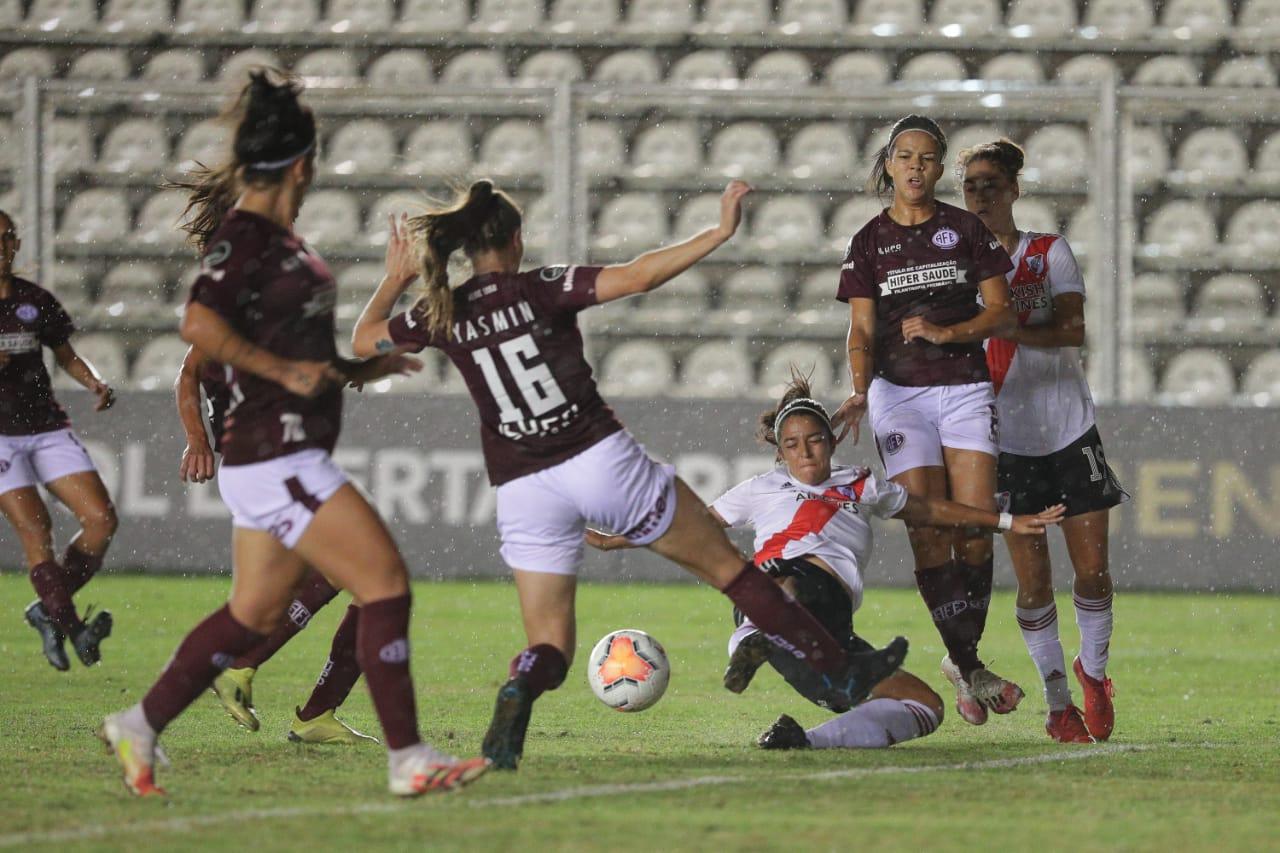 Ferroviária vence o River Plate por 1 a 0 e está na semifinal da Libertadores Feminina - Olimpia Sports