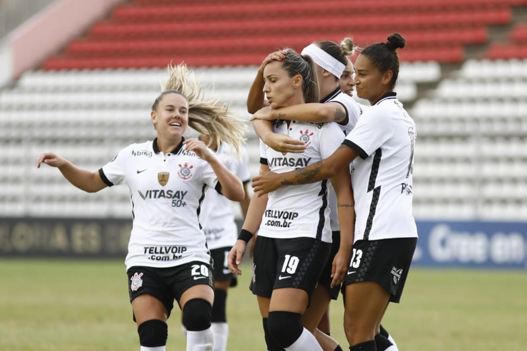 Corinthians vence o América de Cali e segue 100% na Libertadores Feminina - Olimpia Sports