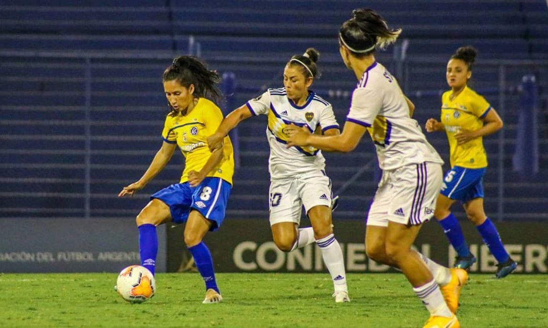 Avaí-Kindermann perde para Boca Junior e está fora da Libertadores Feminina - Olimpia Sports