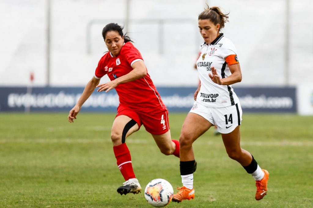 América de Cali ganha nos pênaltis e Corinthians está fora da Libertadores - Olimpia Sports