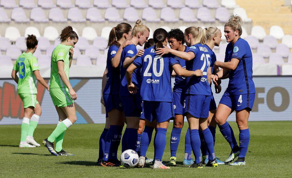 Chelsea e Barcelona confirmam vaga na semifinal da Champions League Feminina - Olimpia Sports