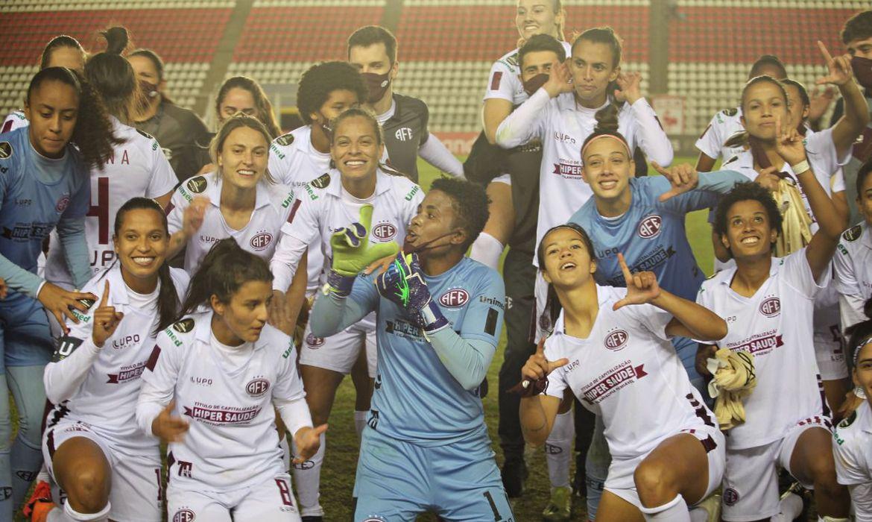 Luciana brilha e Ferroviária está na final da Libertadores Feminina - Olimpia Sports