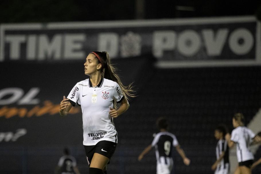 Terceira Rodada do Brasileirão Feminino A1: Corinthians x Botafogo Créditos: Thais Magalhães/CBF