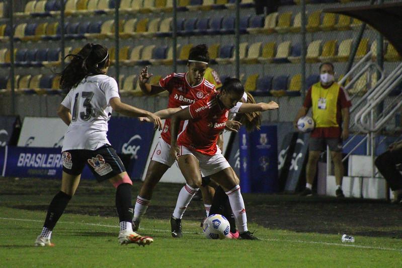 Internacional e Santos rodada 1 brasileirão 2021