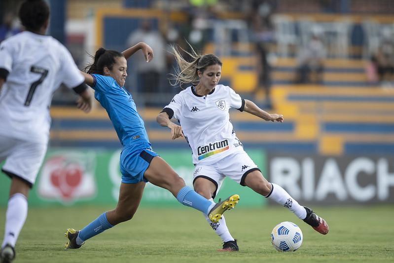 Segunda rodada do Campeonato Brasileiro Feminino A-1. Real Brasília x Botafogo. Thais Magalhães/CBF