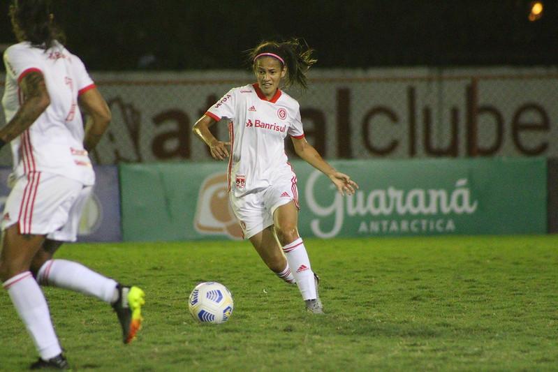 Rodada 3 brasileirÃo feminino 2021 Flamengo 0x1 Gurias Coloradas | Foto: Mariana Capra / Internacional