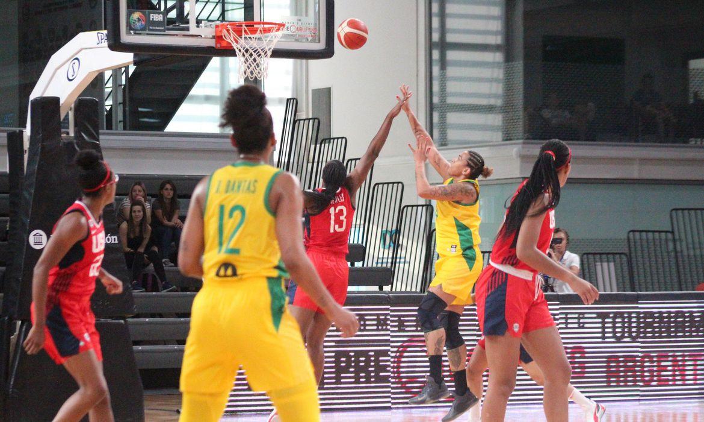 Seleção feminina de basquete é vetada no Sul-Americano devido à covid-19 - Olimpia Sports