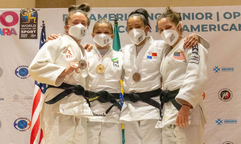confederación panamericana de judo