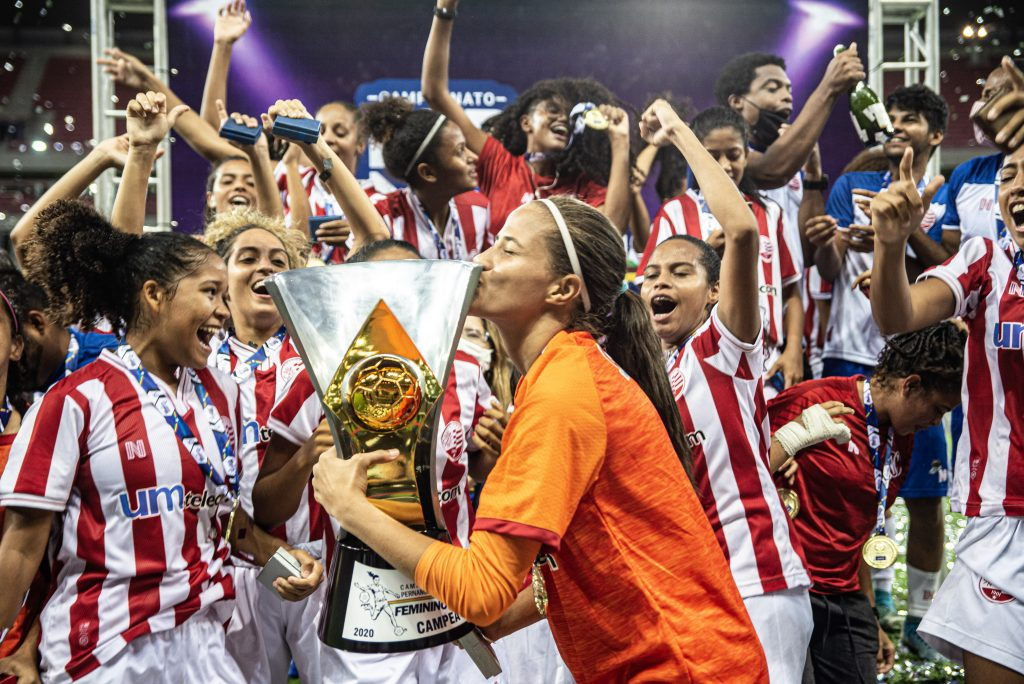 No dia do aniversário, Náutico leva título do Pernambucano Feminino 2020 - Olimpia Sports