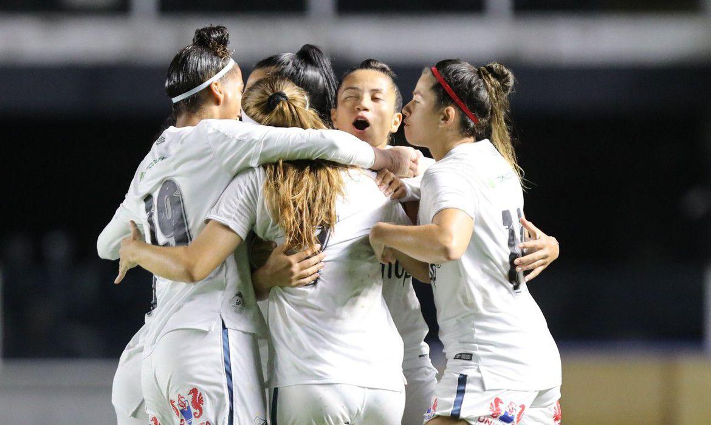 Santos x Napoli quarta rodada brasileirao feminino a1   Foto: Pedro Ernesto Guerra Azevedo / Santos FC