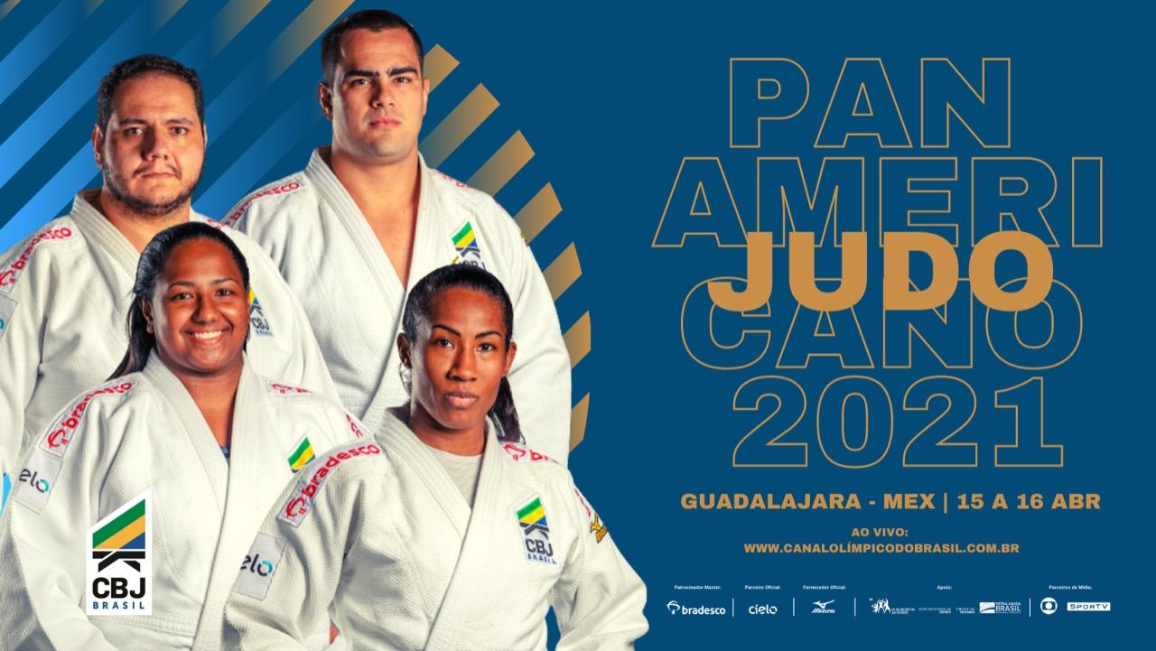 Judô brasileiro estreia em Pan-Americano de Guadalajara nesta quinta - Olimpia Sports