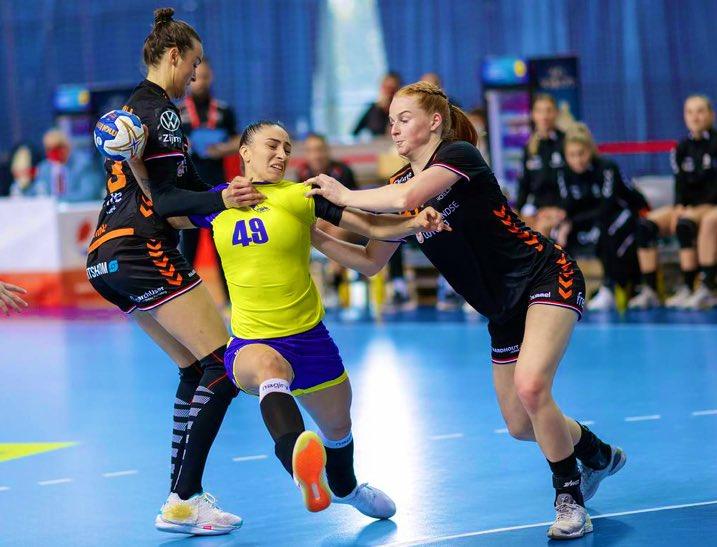 Seleção Feminina de Handebol bate campeãs mundiais em torneio amistoso - Olimpia Sports
