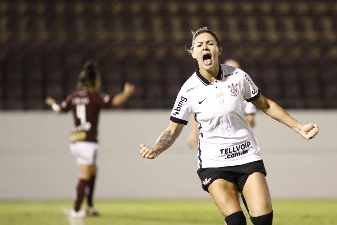 Segunda rodada do Brasileirão Feminino A1. Ferroviária x Corinthians | Foto: Rodrigo Gazzanel / Agência Corinthians