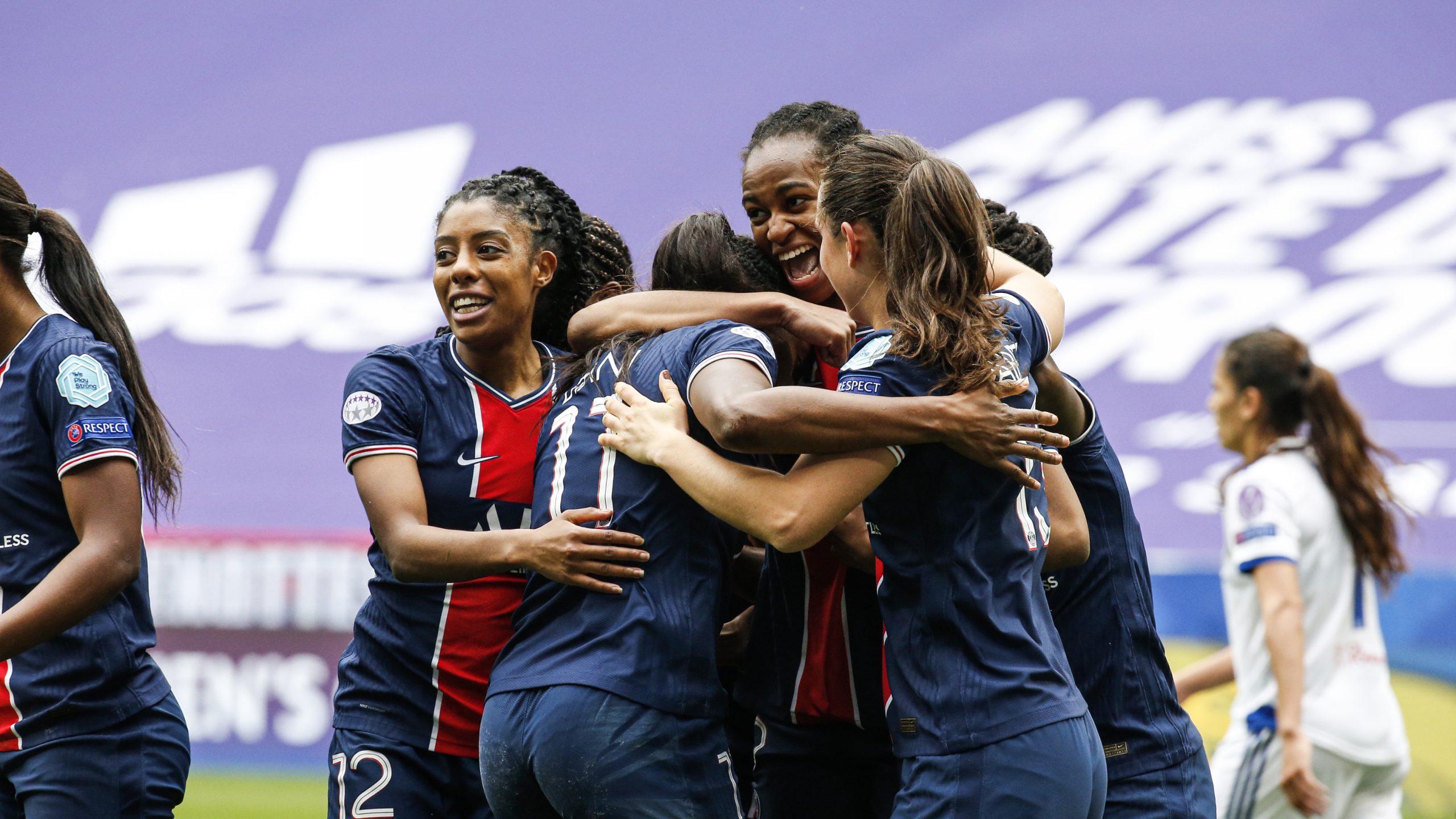 PSG supera Lyon e vai a semifinal da Champions League Feminina - Olimpia Sports