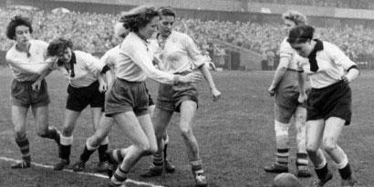 Opinião: Os oitenta anos da proibição do Futebol Feminino no Brasileiro - Olimpia Sports