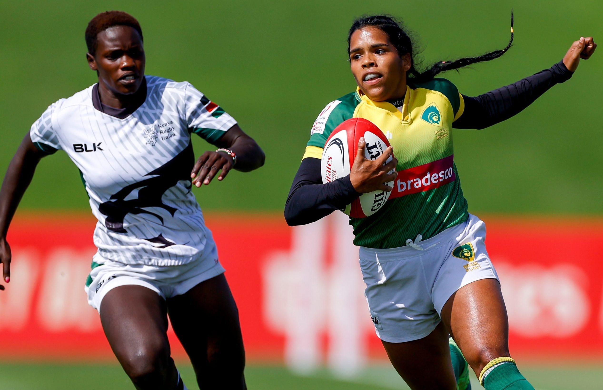 Seleção feminina de rugby encerra na quarta posição em Dubai - Olimpia Sports