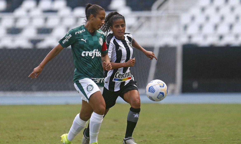 palmeiras_x_botafogo_brasileiro_feminino   Foto: Vitor Silva / Botafogo