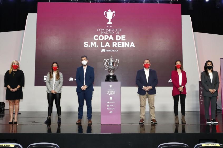 Definidos os confrontos para as quartas de final da Copa da Rainha - Olimpia Sports