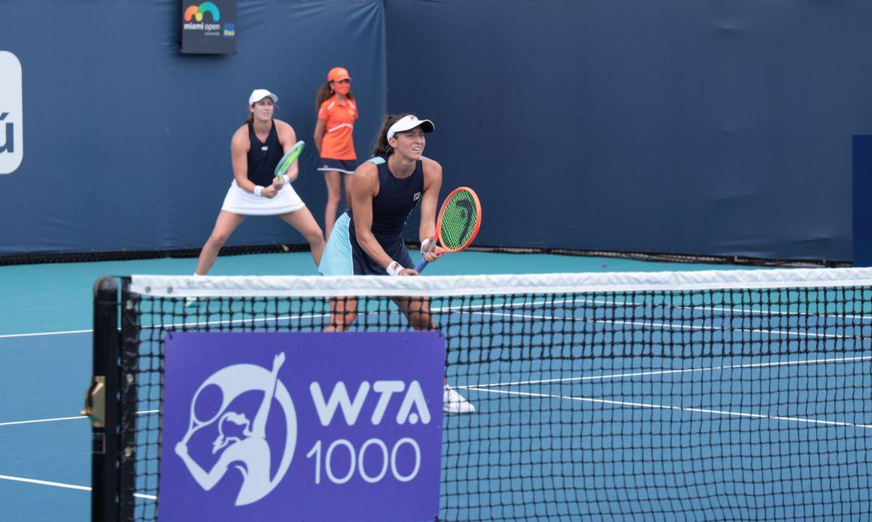Duplas de Stefani e Demoliner caem na estreia de torneios na Europa - Olimpia Sports