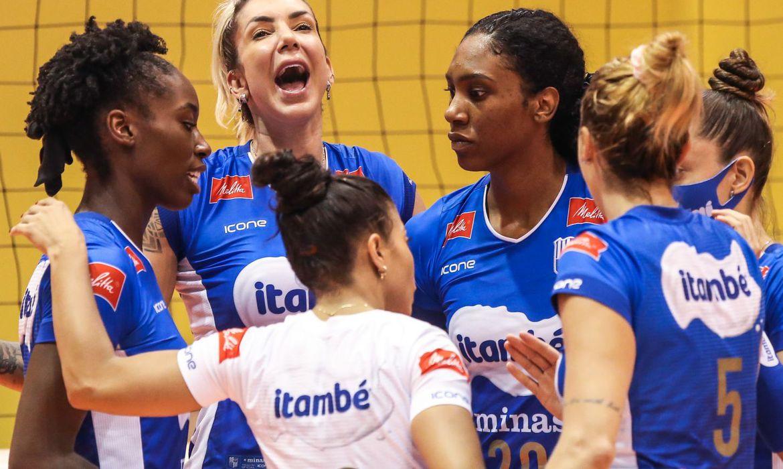 Minas Tênis Clube conquista Superliga Feminina de vôlei   Foto: Wander Roberto:Inovafoto:CBV