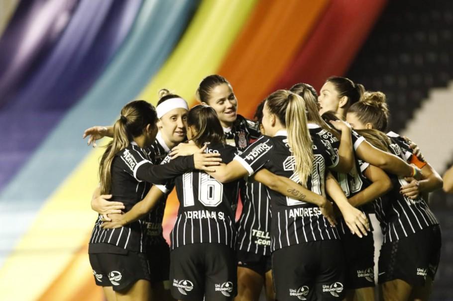 Corinthians x Grêmio - Brasileiro Feminino A-1 2021 Créditos: Rodrigo Gazzanel/Agência Corinthians