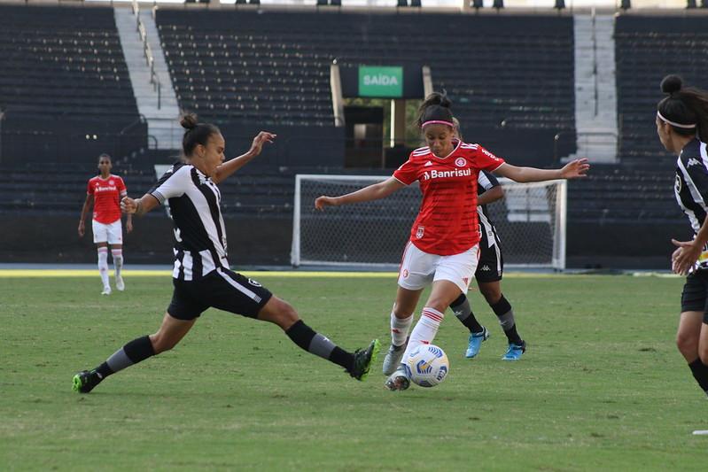 Inter x Botafogo Foto: Mariana Capra / Internacional
