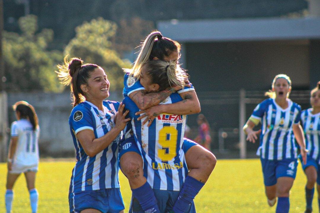 Avaí Kindermann e Cruzeiro sétima rodada brasileirão Feminino Foto: Andrielli Zambonin1