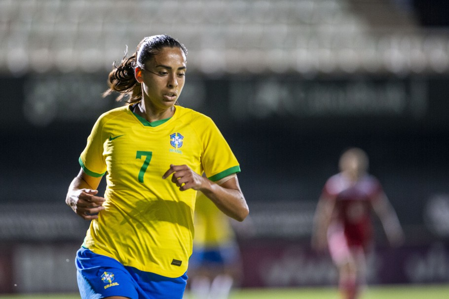 Jogo Preparatório Seleção Feminina Principal - Brasil x Rússia - 11/06/2021 Créditos: Richard Callis/SPP/CBF