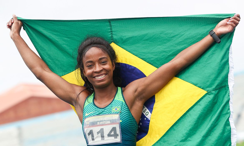 Brasil domina Sul-Americano de atletismo e conquista 49 medalhas - Olimpia Sports