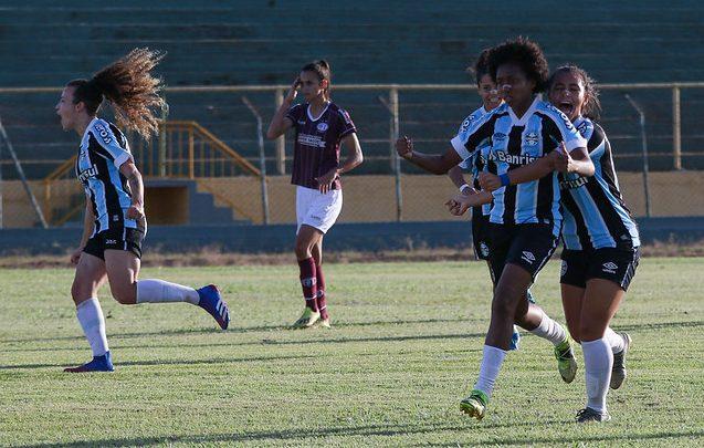Ferroviária x Gremio Brasileirão Feminino 2021 | Foto: Fotos: Jéssica Maldonado | Grêmio FBPA