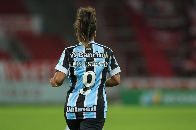 Internacional x Grêmio rodada 14 brasileirão feminino 2021 | Foto: Fotos: Jéssica Maldonado / Grêmio FBPA